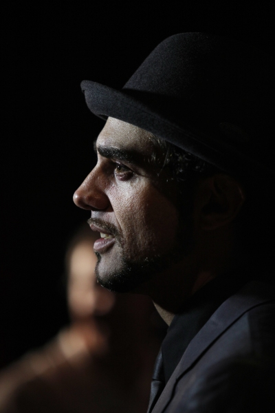 Photo Coverage: IN THE SPOTLIGHT Series - THE MOTHERF**CKER WITH THE HAT