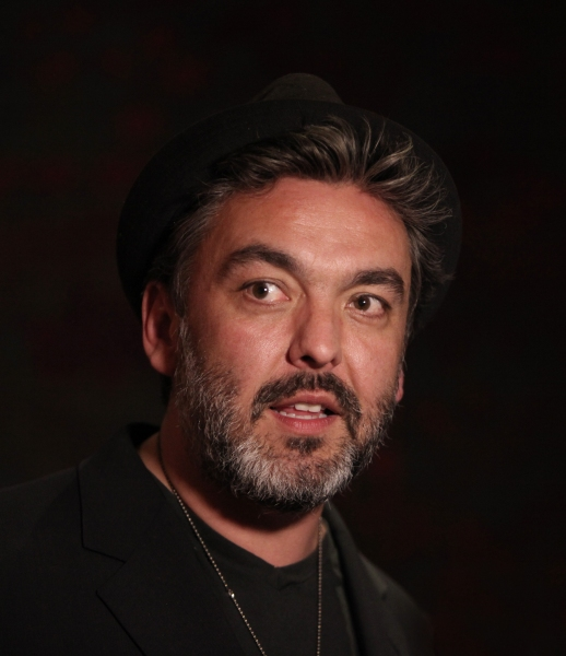 Jez Butterworth attending the Broadway Opening Night After Party for 'Jerusalem' in New York City.