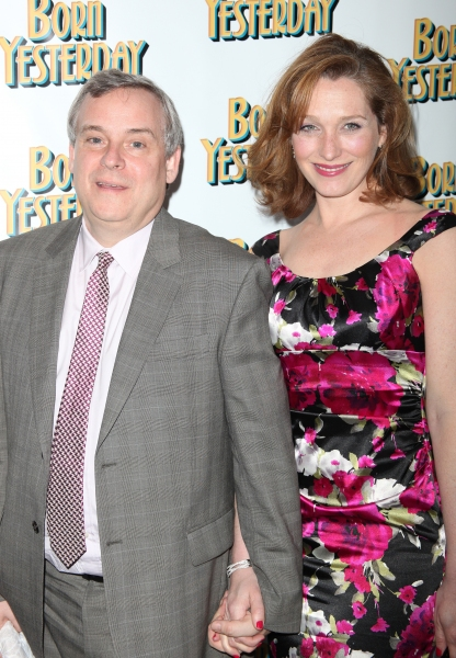Doug Hughes and Kate Jennings Grant attending the Broadway Opening Night Performance  Photo