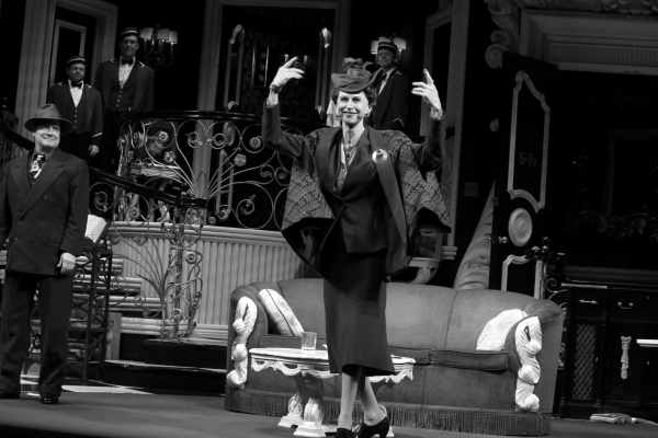 Patricia Hodges during the Broadway Opening Night Performance Curtain Call for 'Born  Photo
