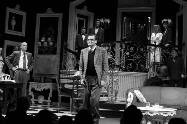 Photo Coverage: BORN YESTERDAY Opening Night Curtain Call