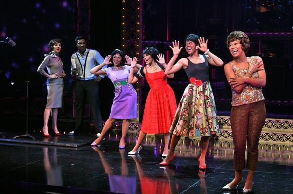 Photo Coverage: BABY IT'S YOU Production Shots!