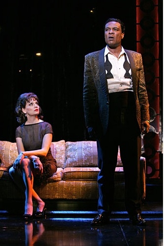 Beth Leavel and Allan Louis Photo