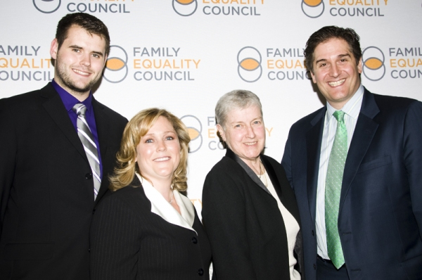 Zach Wahl, Jennifer Chrisler, Mary T. Keane & Nick Scandalios