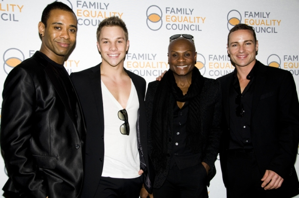 James Brown III, Joshua Buscher, Nathan Lee Graham & Gavin Lodge