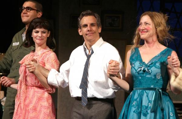 Photo Coverage: THE HOUSE OF BLUE LEAVES Curtain Call