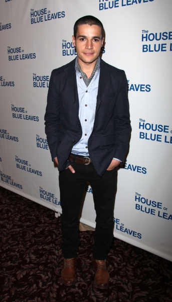 Christopher Abbott attending the Broadway Opening Night After Party for The House Of Blue Leaves' in New York City.