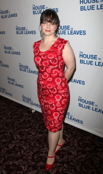 Susan Bennett attending the Broadway Opening Night After Party for The House Of Blue Leaves' in New York City.
