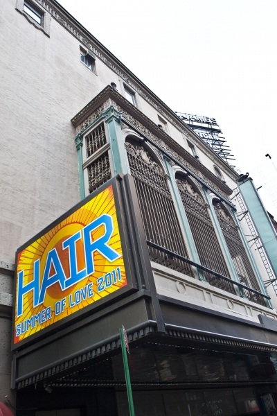 Photo Coverage: HAIR Returns to the St. James Theatre on Tour!