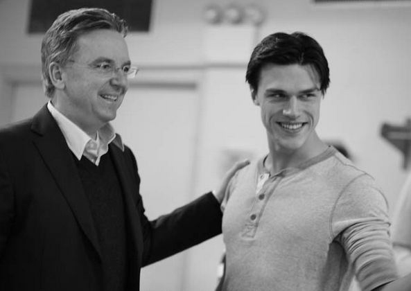 Jim Houghton, Finn Wittrock Photo