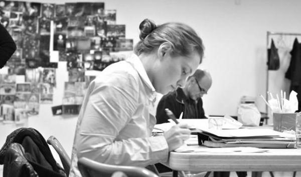 Photo Flash: Tony Kushner's THE ILLUSION in Rehearsal