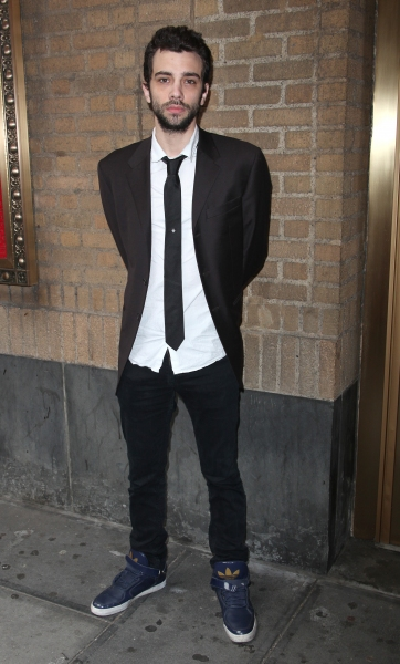 Jay Baruchel attending the Broadway Opening Night Performance of 'The House Of Blue Leaves' at the Walter Kerr Theatre in New York City.