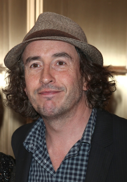 Steve Coogan attending the Broadway Opening Night Performance of 'The House Of Blue Leaves' at the Walter Kerr Theatre in New York City.