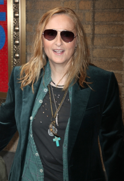 Melissa Etheridge attending the Broadway Opening Night Performance of 'The House Of Blue Leaves' at the Walter Kerr Theatre in New York City.