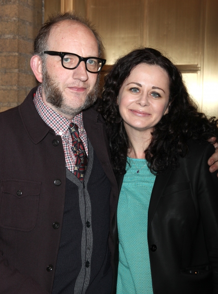Photo Coverage: THE HOUSE OF BLUE LEAVES Opening Theatre Arrivals