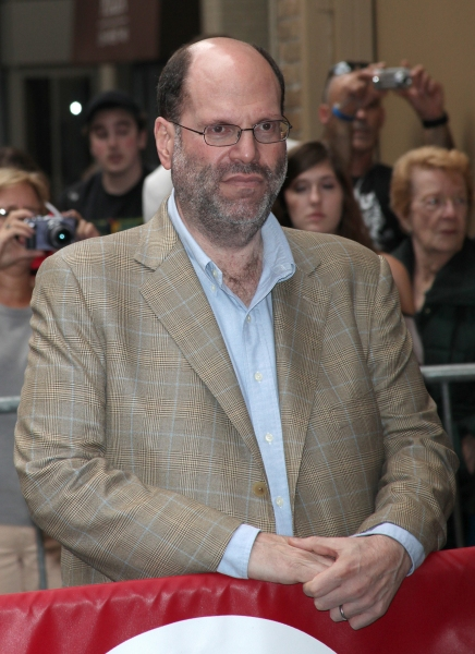 Scott Rudin attending the Broadway Opening Night Performance of 'The House Of Blue Leaves' at the Walter Kerr Theatre in New York City.
