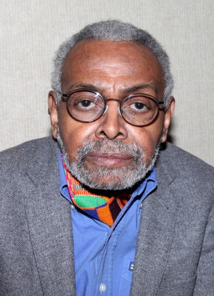 Amiri Baraka attending the New Federal Theatre Press Conference at Trump Place, New Y Photo