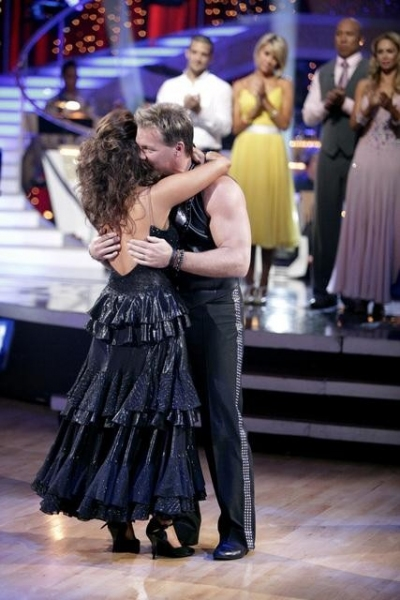 Photo Flash: DWTS Welcomes Pia Toscano, Backstreeet Boys, and More!