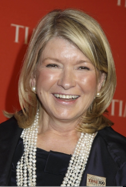 Martha Stewart at Time 100 Gala Honors Colfer, Harris & More in New York City