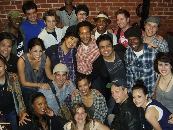 Photo Flalsh: Royal Underground Theatre Company's RENT
