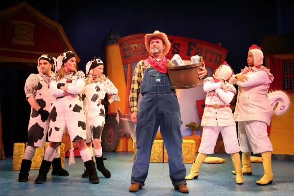 Photo Flash: Walnut Street Theatre's CLICK ,CLACK, MOO