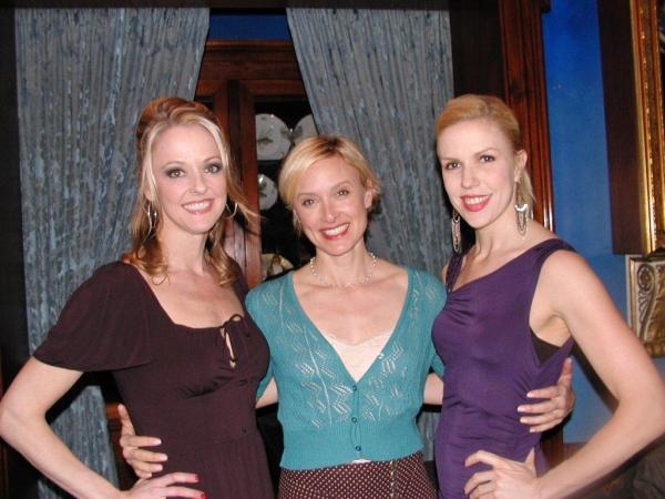 Angie Schworer, Rachel de Benedet & Jennifer Frankel Photo