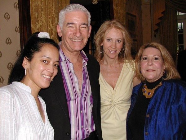 Cassandra Seidenfeld , Bruce Michael, Sara Kaplan  and Carolyn Kendall Buchter Photo