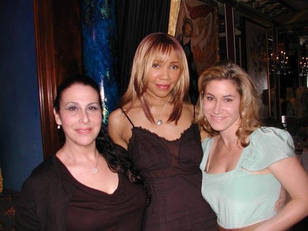 Debra Rothberg, Tia Walker & Berry Brown