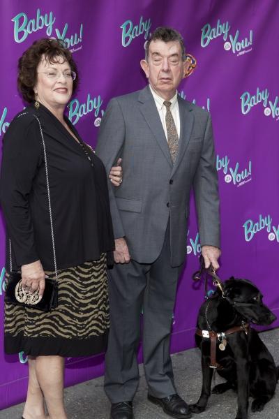 Mary Jane Greenberg and Stan Greenberg