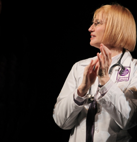 Photo Coverage: THE NORMAL HEART on Broadway Curtain Call