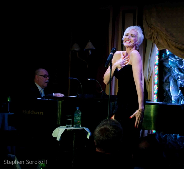 Photo Coverage: Amra-Faye Wright Plays Feinstein's