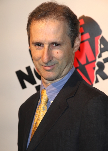 Richard Topal attending the Broadway Opening Night After Party for 'The Normal Heart' in New York City.