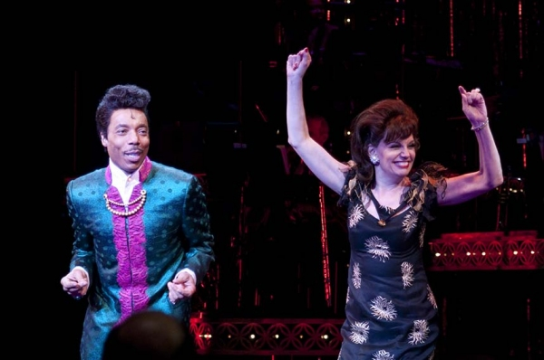 Photo Coverage: BABY IT'S YOU! Opens on Broadway
