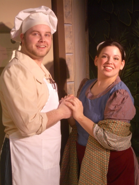 Photos: Stocking Productions' INTO THE WOODS