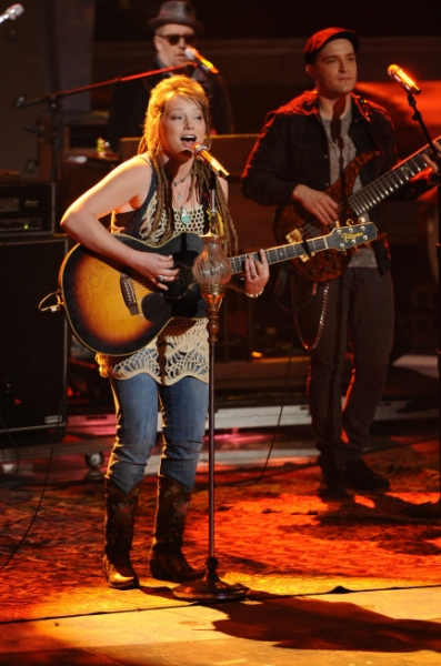 Crystal Bowersox  Photo