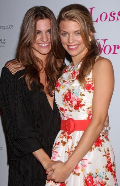 Rachel McCord and AnnaLynne McCord
