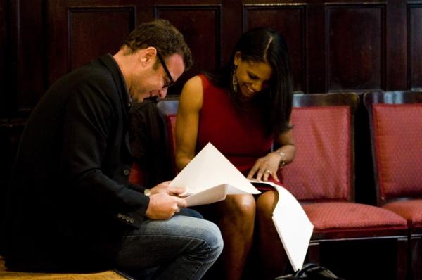 Photo Coverage: Drama Desk Award Nomination Announcements!