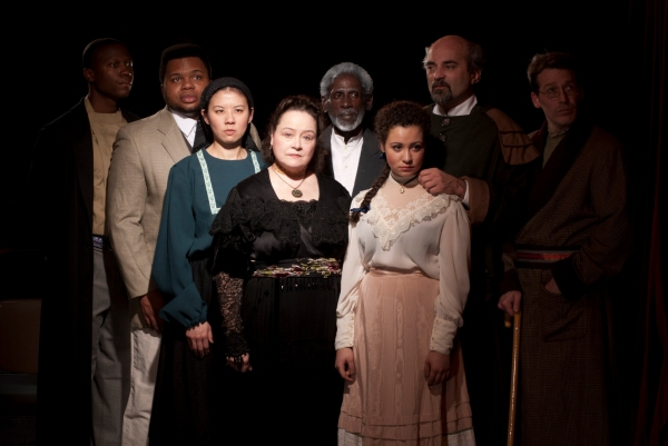 Photo Flash: Raven Theater Closes Season With THE CHERRY ORCHARD