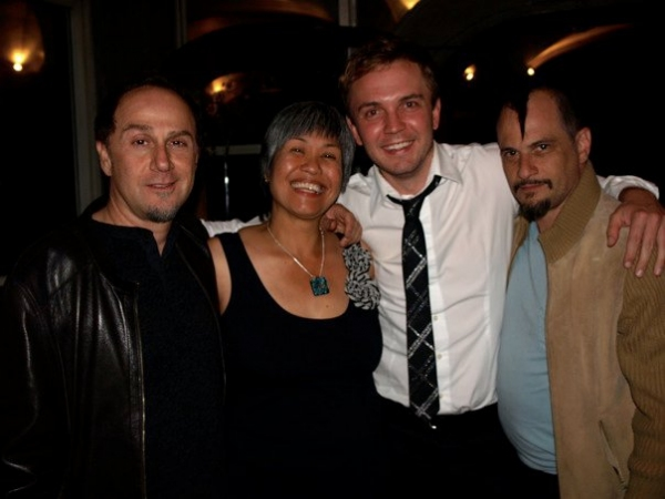 Photo Flash: Thoms, Green et al. in FOR THE RECORD: BAZ LUHRMANN
