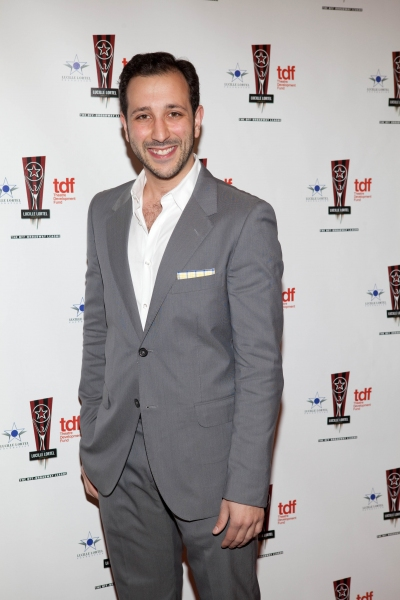 Photo Coverage: 26th Annual Lucille Lortel Awards: Arrivals