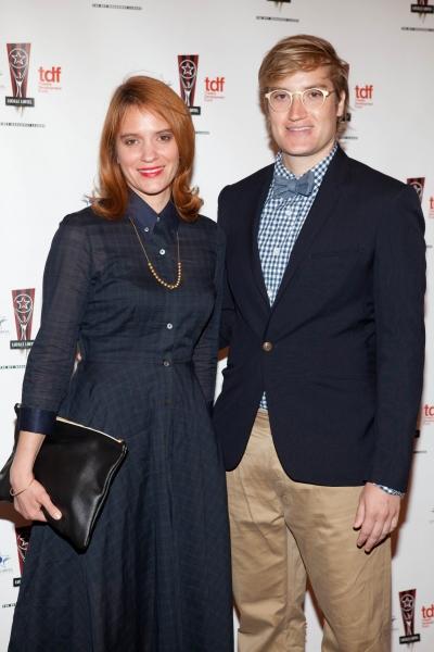 Emily Rebholz and Matthew Rebholz