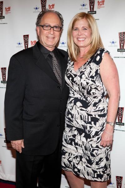 Gary Glaser and Lorraine Glaser