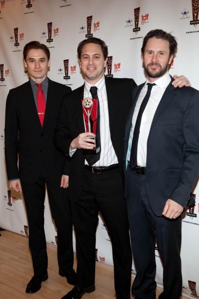 Seth Numerich, Thomas Sadoski and Josh Hamilton