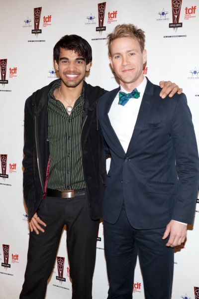 Sanjaya Malakar and Christopher Hanke