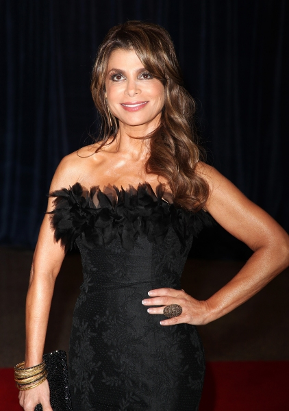 Paula Abdul attending the White House Correspondents' Association (WHCA) dinner at the Washington Hilton Hotel in Washington, D.C. on April 30, 2011 © Walter McBride / WM Photography / Retna Ltd.