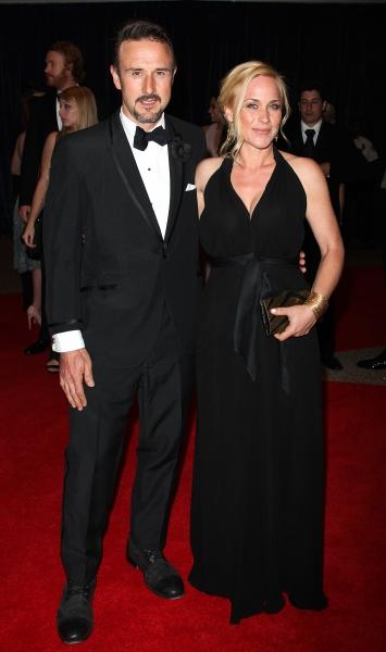 David Arquette & Patricia Arquette