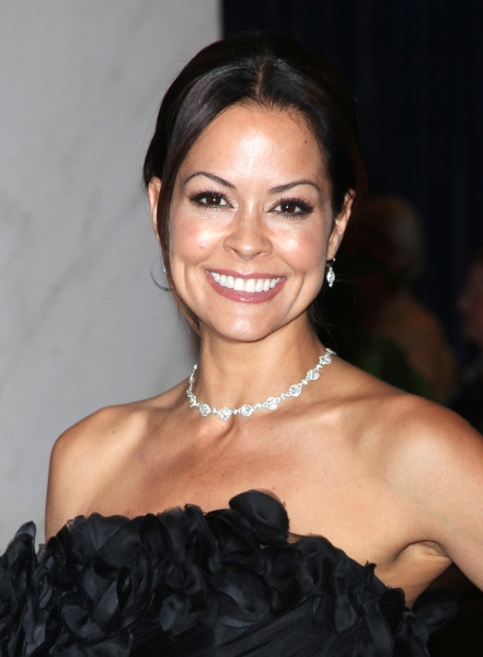 Brooke Burke attending the White House Correspondents' Association (WHCA) dinner at the Washington Hilton Hotel in Washington, D.C. on April 30, 2011 © Walter McBride / WM Photography / Retna Ltd.