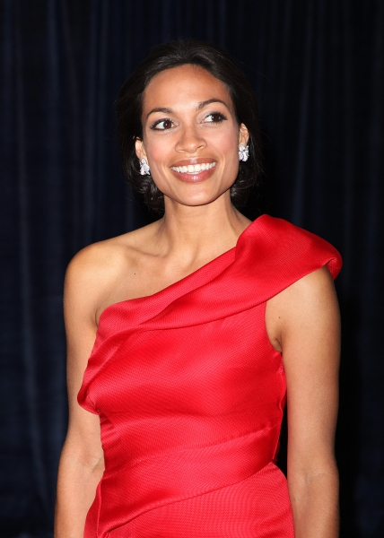 Rosario Dawson attending the White House Correspondents' Association (WHCA) dinner at the Washington Hilton Hotel in Washington, D.C. on April 30, 2011 © Walter McBride / WM Photography / Retna Ltd.  at Stars at the 2011 White House Correspondents' Dinner - Part 1