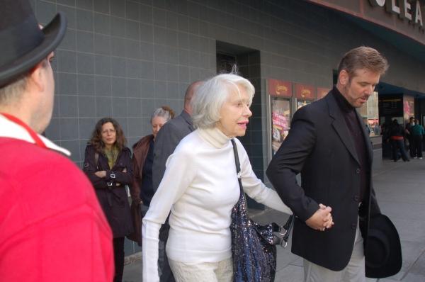 Carol Channing, Harlan Boll Photo