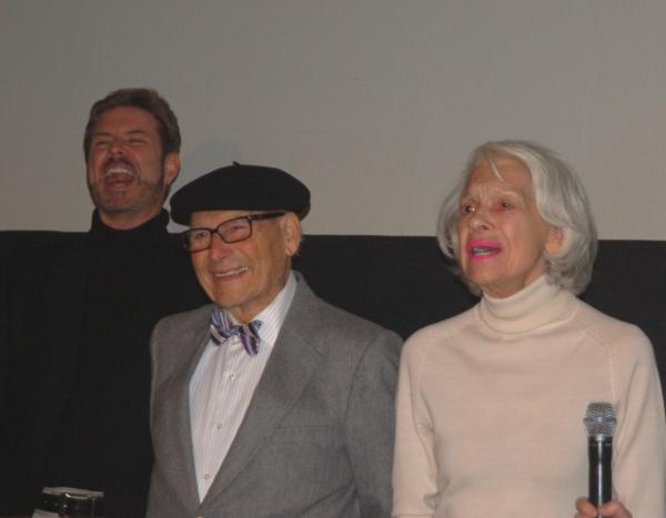 Harry Kullijian, Harlan Boll, Carol Channing Photo